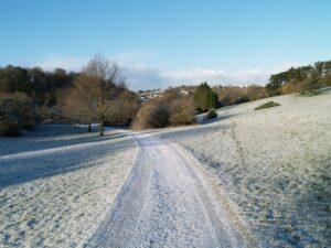 Radford Park Winter1