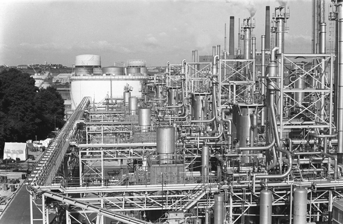 Gas Tanks Oreston 1972