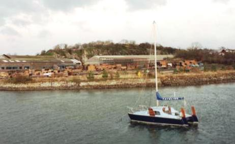 building The Old Wharf 002