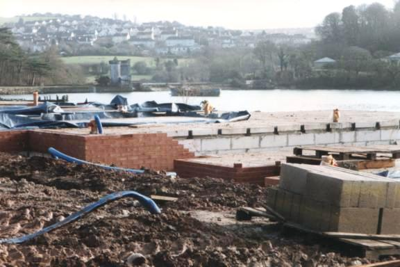 building The Old Wharf 003