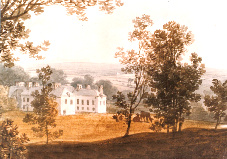 Radford-Sketch by William Payne