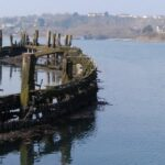 The Eastern Hulks of Hooe Lake, Plymouth