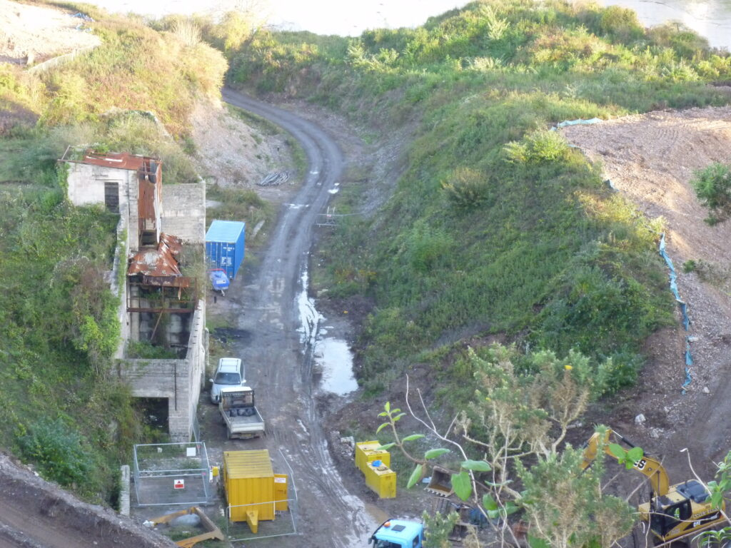 Hooe Quarry