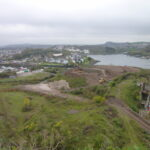 Demolition of Hooe Quarry Oil Tanks