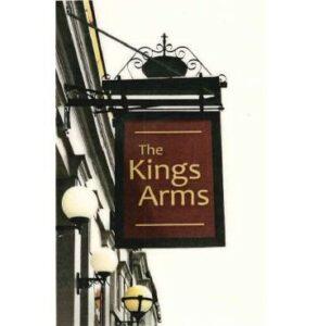Kings Arms Oreston