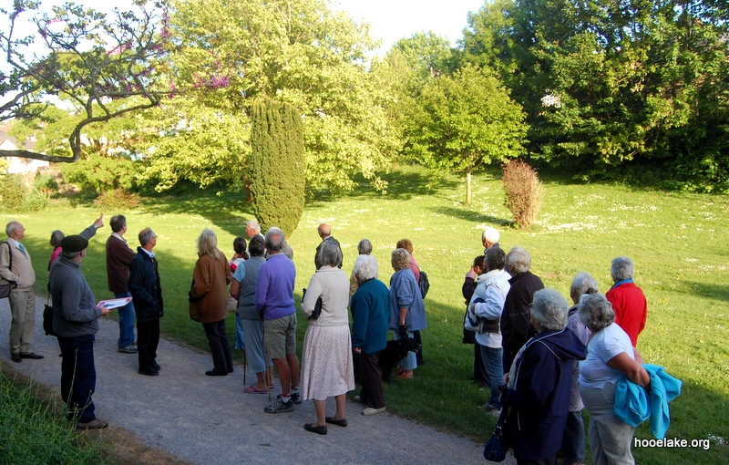 Annual Radford Park Arboretum Walk and Talk – Tuesday 5th May