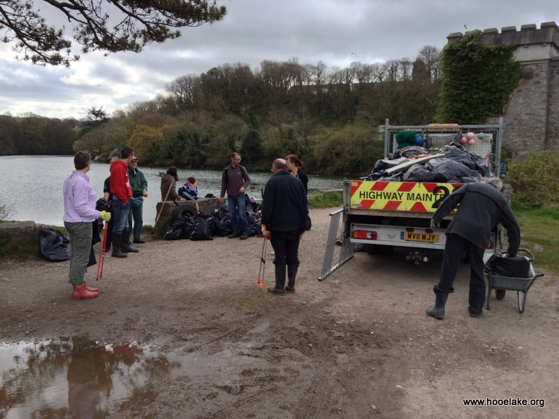 2-Beach Clean Hooe Lake 12-04-2014 10-35-48