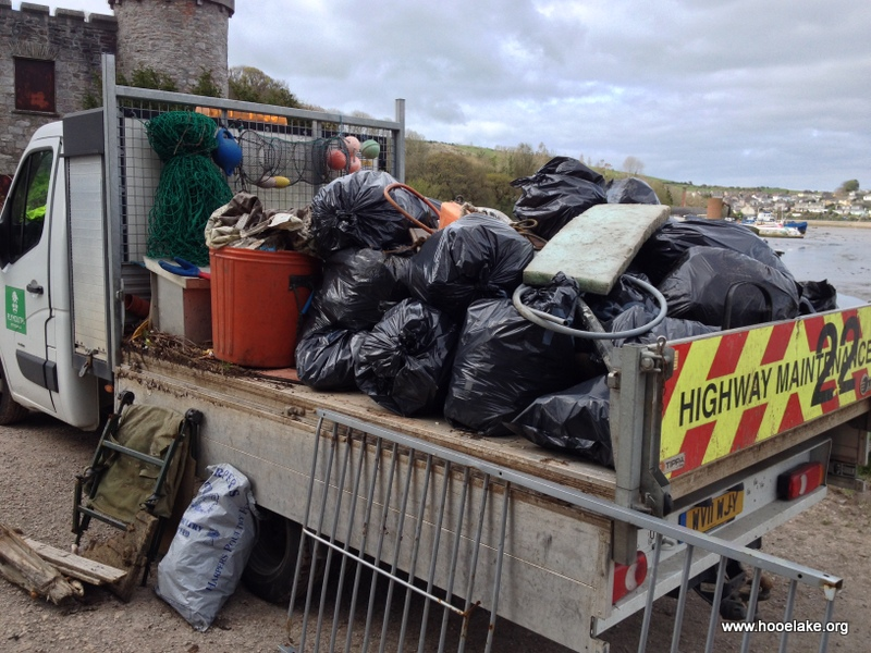 3-Beach Clean Hooe Lake 12-04-2014 10-36-52