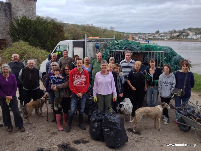 6-Beach Clean Hooe Lake 12-04-2014 11-04-53