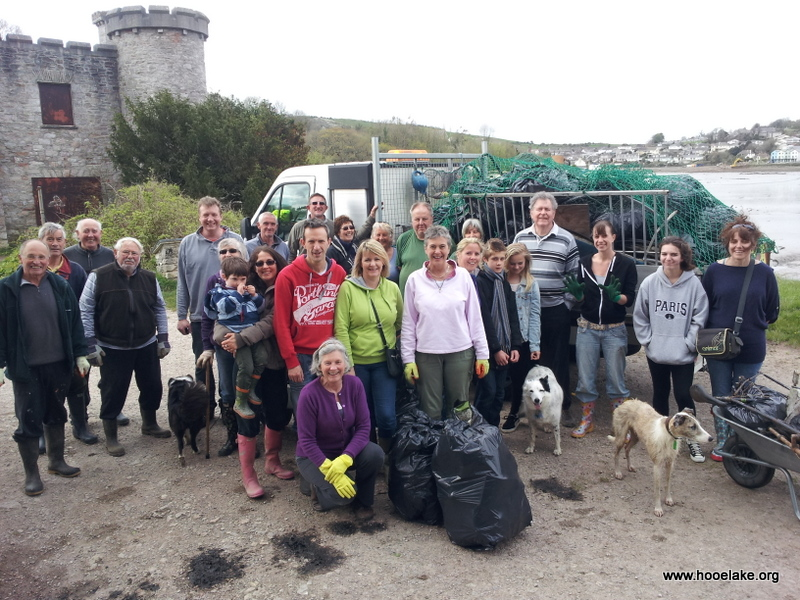 7-Beach Clean Hooe Lake 12-04-2014 11-04-27